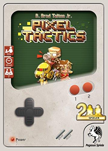 Preisvergleich Produktbild Pegasus Spiele 17555G - Pixel Tactics