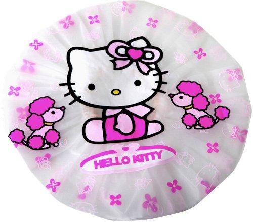 hello-kitty-bath-shower-cap
