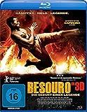 Besouro [3D Blu-ray] - Ailton Carmo, Anderson Santos de Jesus, Jessica Barbosa, Flavio Rocha, Irandhir Santos
