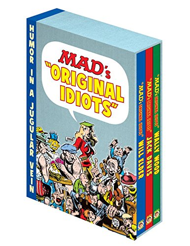 Mads Original Idiots Complete Collection