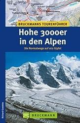 Hohe 3000er in den Alpen