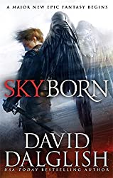 Skyborn: 1 (The Seraphim Trilogy) by David Dalglish (2015-11-19)
