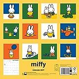 Image de Miffy wall calendar 2017 (Art calendar)
