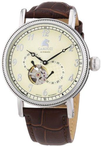 Carucci Watches Syrakus II, Orologio da polso Uomo