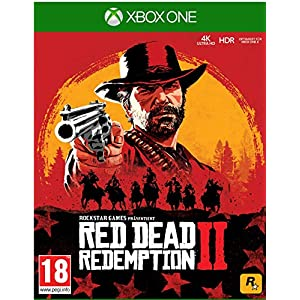 Red Dead Redemption 2 [AT PEGI] – [Xbox One]