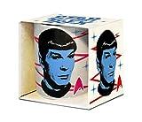 Star Trek - Spock Porzellan Tasse - Kaffeebecher - farbig - Lizenziertes Originaldesign - LOGOSHIRT