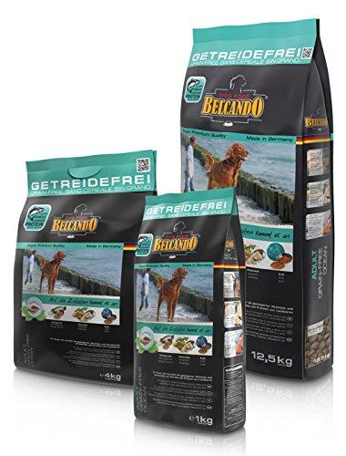 hundeinfo24.de Belcando Adult Grain-free Ocean 4 kg