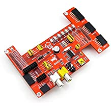 Venel Electronic Component, Cubietruck Expansion Board, Features Various Interfaces, for Cubietruck, Integrates Various Components and Interfaces Connecting External Accessory Boards for Cubietruck