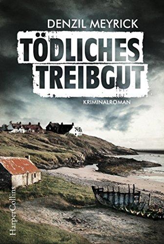 Buchseite und Rezensionen zu 'Tödliches Treibgut' von Denzil Meyrick