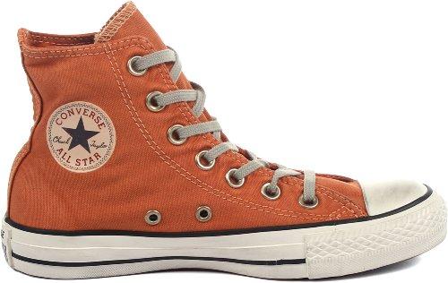 Converse Ctas Well Worn Hi, Herren Sneaker Bronze Luster