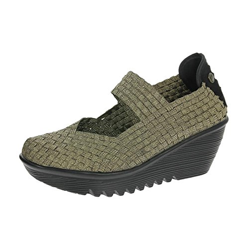 Bernie Mev Mujeres Lulia Bronce De Zapatos EU40 Bronce