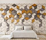 Backsteinmauer Effekt Tapete Backsteinmauer Tapete Apps Einfache Lebkuchen Mosaik Mosaik modernen 3D-Hintergrund Wand
