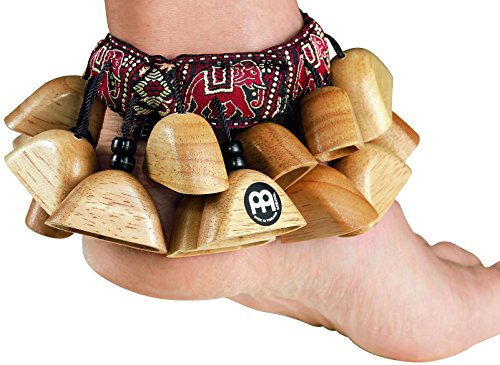 Meinl Percussion FR1NT Foot Rattle, natural
