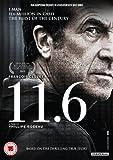 11.6 [DVD] by Fran?ois Cluzet