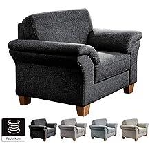 Suchergebnis Auf Amazonde Für Sessel Mit Federkernpolsterung