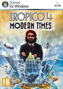 Tropico 4: Modern Times (PC DVD)