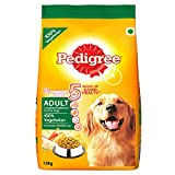Pedigree Adult Dog Food Vegetarian, 1.2 kg Pack