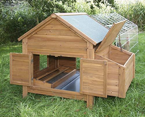 Kerbl Auch für schwere Hühnerrassen bis 2 kg geeignet