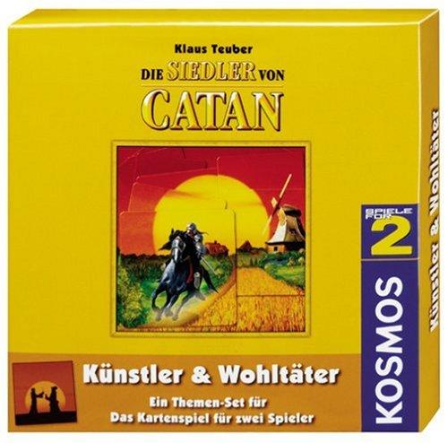 KOSMOS 6938240 - Die Siedler von Catan: Künstler und Wohltäter