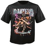 Pantera - Cowboys from Hell Tour - 1990 - T-Shirt Größe L