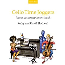 Cello Time Joggers Piano Accompaniment Book
