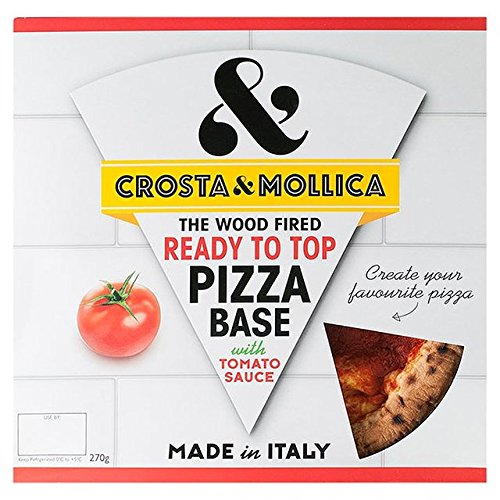 Crosta & Mollica Pizza Crust with Tomato Sauce 270g