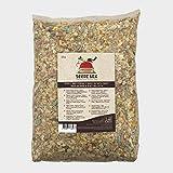 Seedzbox Perfetto Mix di Semi per Uccelli Selvatici Deluxe con Tenebrione Mugnaio, Confezione da 2kg, Mangime, 5% delle Vendite Donate a 1TreePlanted