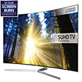 Samsung Ue78ks9000 78inch Curvo suhd 4k LED Smart TV Quantum DOT