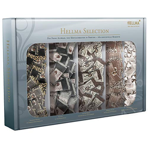 Selection Box HELLMA 60114575 5x 40ST