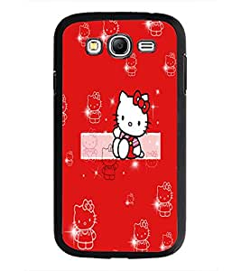 PrintDhaba Kitty D-5554 Back Case Cover for SAMSUNG GALAXY GRAND NEO PLUS (Multi-Coloured)