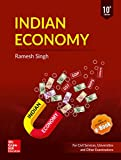 Having sold more than 1 million copies in the last 10 years, Ramesh Singh's Indian Economy is a comprehensive text with detailed coverage of all topics prescribed by the UPSC for Preliminary and Main examinations. Written by a subject expert and reno...