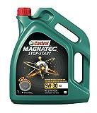 Castrol MAGNATEC STOP-START Motorenöl 5W-30 A5 5L, 159A60