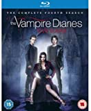 The Vampire Diaries - Complete Season 4 [Edizione: Regno Unito] [Reino Unido] [Blu-ray]