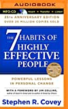The 7 Habits of Highly Effective People: Powerful Lessons in Person Chage