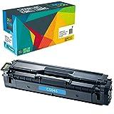 Do it Wiser Kompatible Toner CLT-C504S für Samsung Xpress CLX 4195FN C1810W C1860FW CLX-4195FW CLP-415 CLP-415N CLP-415NW CLP-470 CLP-475 CLX-4195N - Cyan