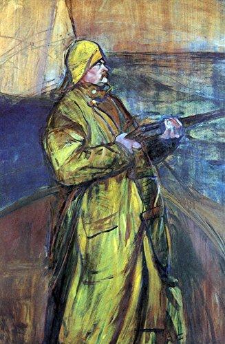 Das Museum Outlet–Maurice Joyant bei The Bay Somme von Lautrec, gespannte Leinwand Galerie verpackt. 50,8x 71,1cm