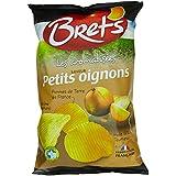 Bret'S Chips Saveur Petits Oignons Le Sachet de 125 g