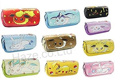 Estuches Material escolar Portatodo doble Pokemon Pikachu por GL25021511