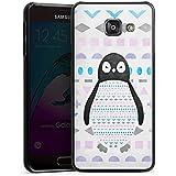 Samsung Galaxy A3 (2016) Housse Étui Protection Coque Pingouin Motif Motif