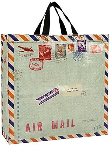 Blue Q Airmail Shopper by Blue