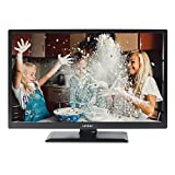Linsar 24LED1700 24-Inch LED HD Ready 720p Smart TV with Built-In Wi-Fi and Freeview HD/Play - Black