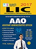 Assistant Administrative Officers for Life Insurance Corporation of India Exam Book