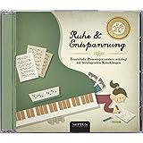 Ruhe & Entspannung - bis 5 Jahre (546), Pianoimpressionen mit Naturklängen, Entspannungsmusik für Kinder, beruhigende Musik für Kinder