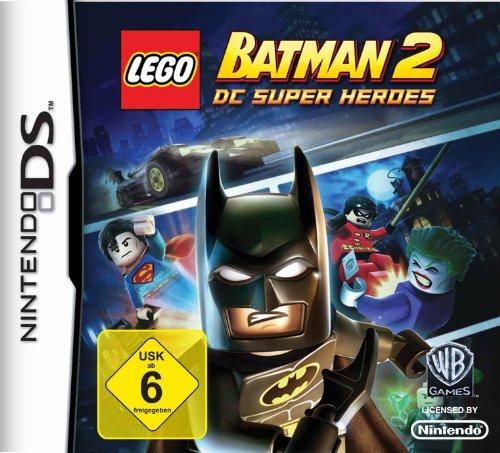 LEGO Batman 2 - DC Super Heroes (Ds Batman Spiel)