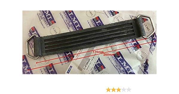 gomma elastico cinghia fissaggio batteria LML star 2//4 t 125//150//151//200 piag.PX