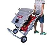 Gowe 2000W 25,4cm Schiebetür Holz Tisch 25,4cm 254mm Holz Tisch-Saw 220–230V/50Hz 25,4cm Elektrische Kreissäge