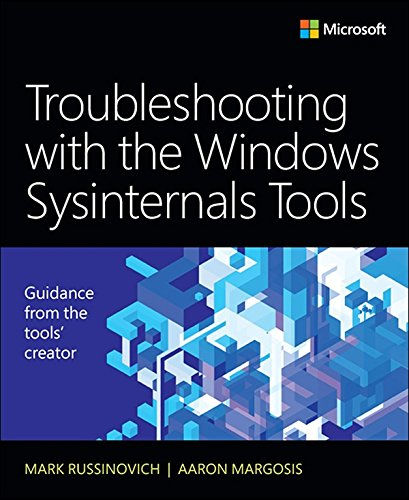 Troubleshooting with the Windows Sysinternals Tools (English Edition)