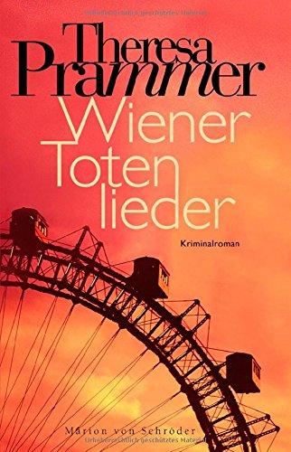 Buchseite und Rezensionen zu 'Wiener Totenlieder' von Theresa Prammer