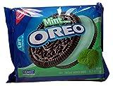 Oreo Cool Mint Creme Cookies - Oreo Kekse mit Minze Geschmack aus USA!