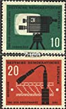 Prophila Collection DDR 861-862 (kompl.Ausg.) 1961 Tag der Briefmarke (Briefmarken für Sammler)